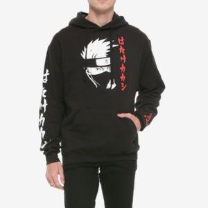 HotTopic Kakashi (Naruto) Sweatshirt